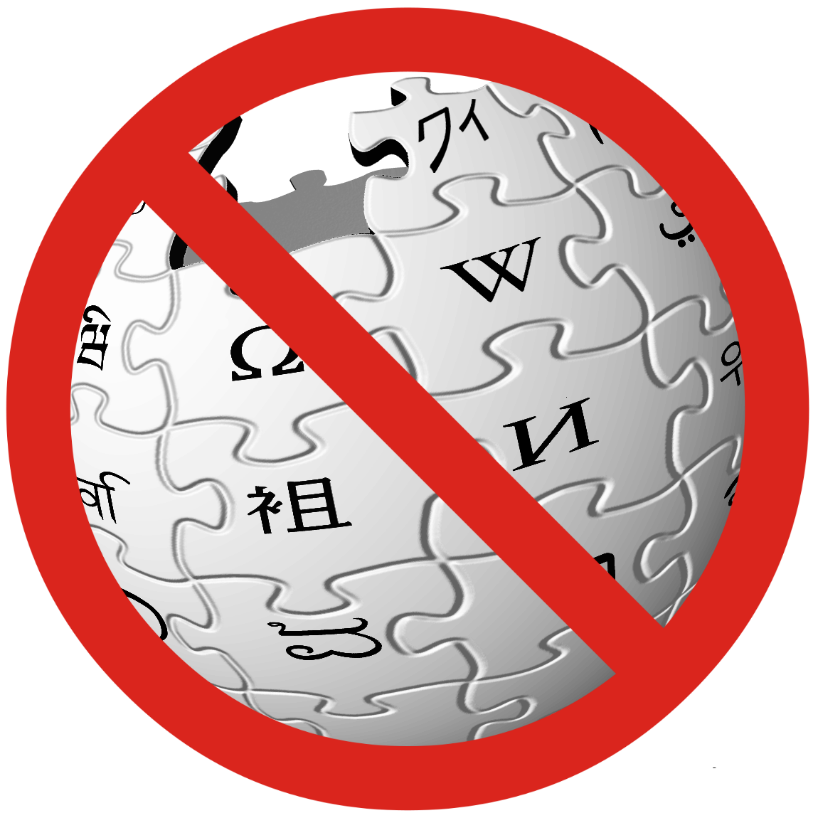 Thursday Research Tip ... Never Use Wikipedia As A Source