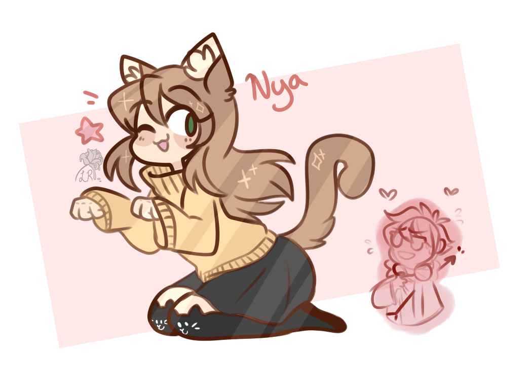 my first and only contribution to the MM fandom. She nya