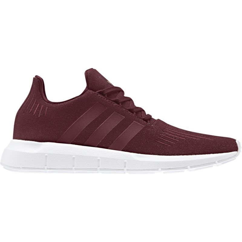 adidas donne swift run scarpe da corsa, dimensioni: rosso corsa
