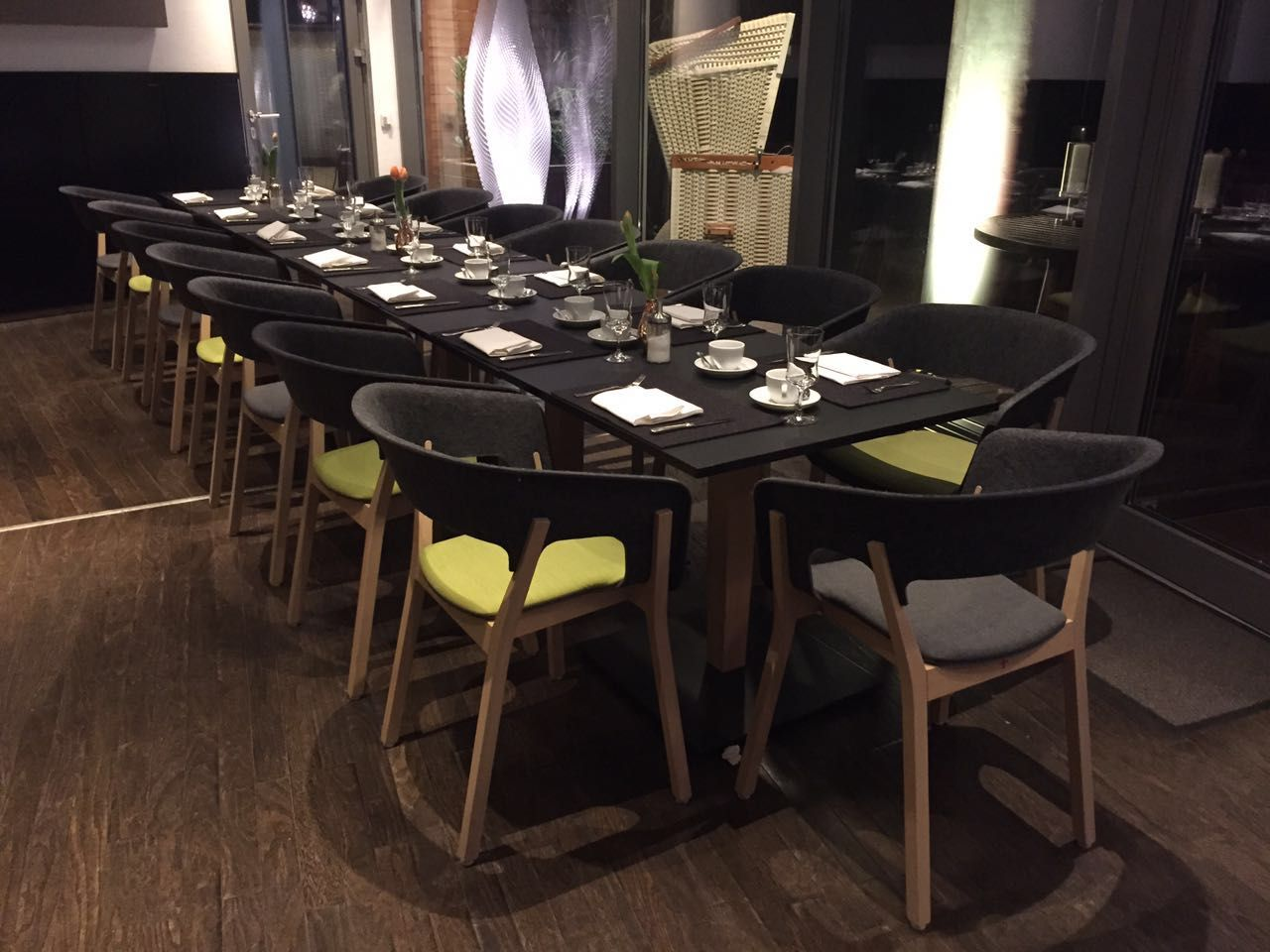 Restaurant Sessel Rotonda Restaurant Furnished With The Award Winning Series 3000