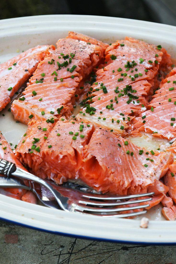 Oven Steamed Salmon Recipe Recipe Roasted Salmon Salmon Recipes Cooking Salmon