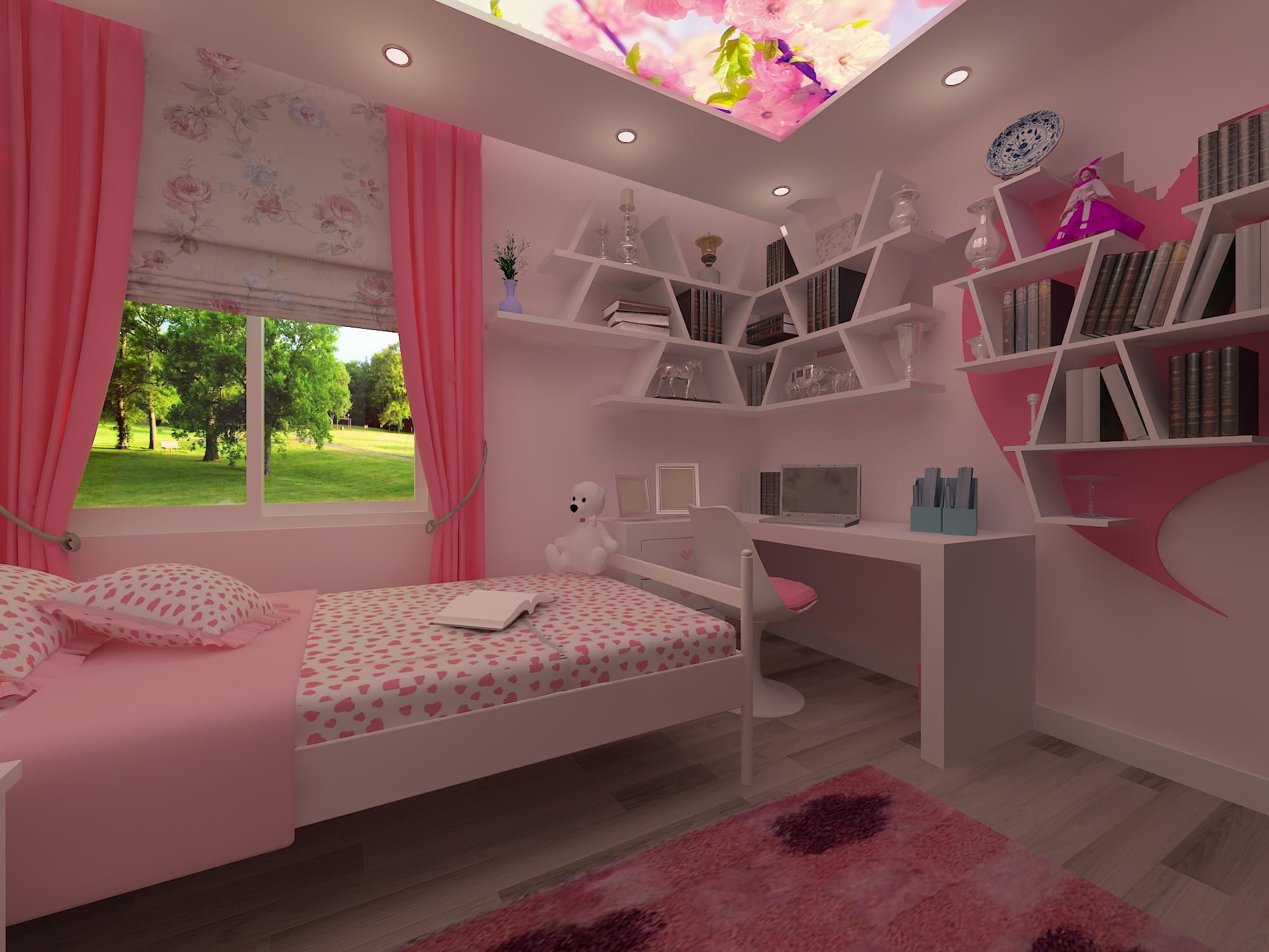 Gen Odas Room Goalskid Bedroomsgirl