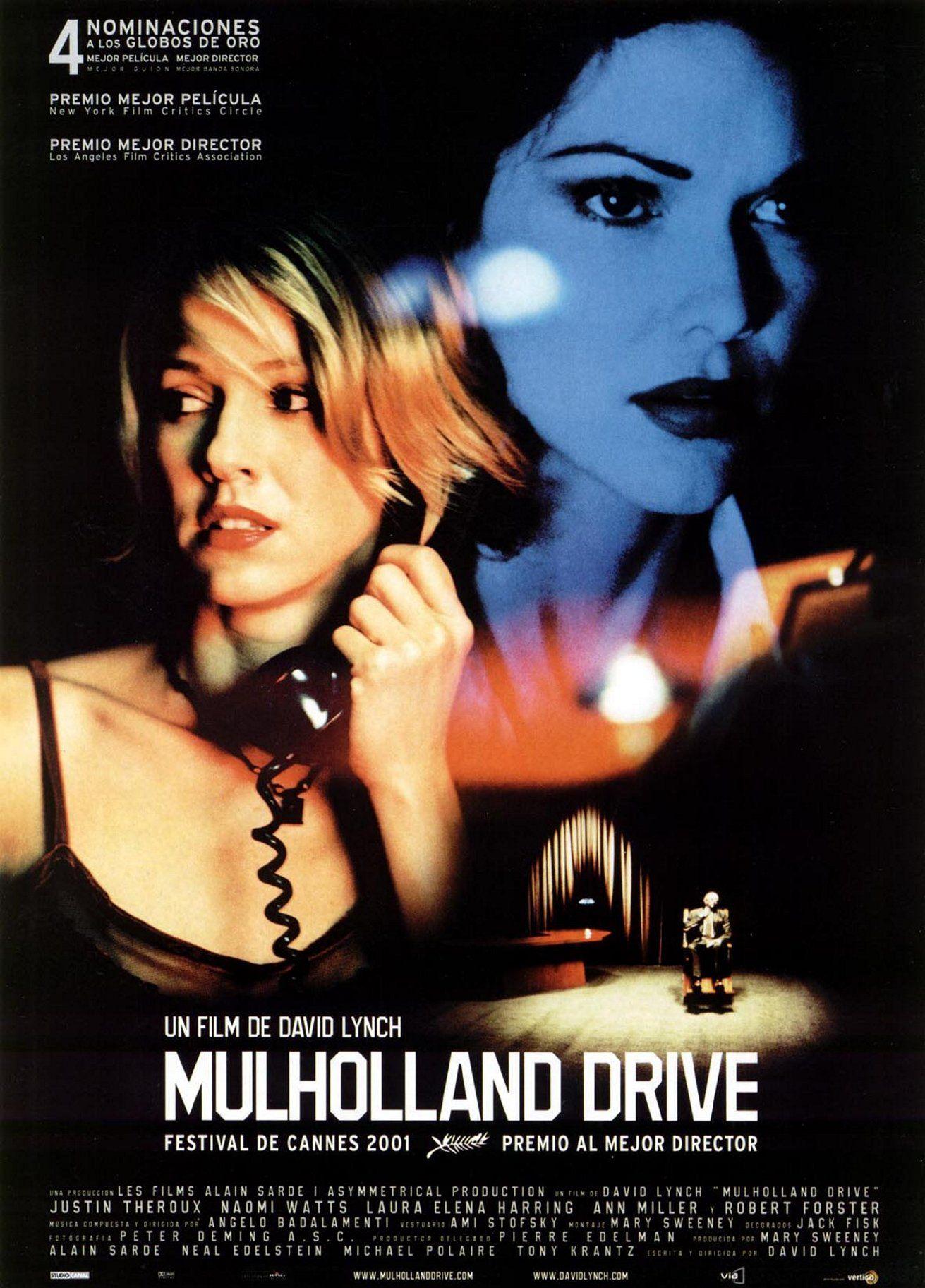 Mulholland Drive Aka Mulholland Dr 2001 Director David Lynch