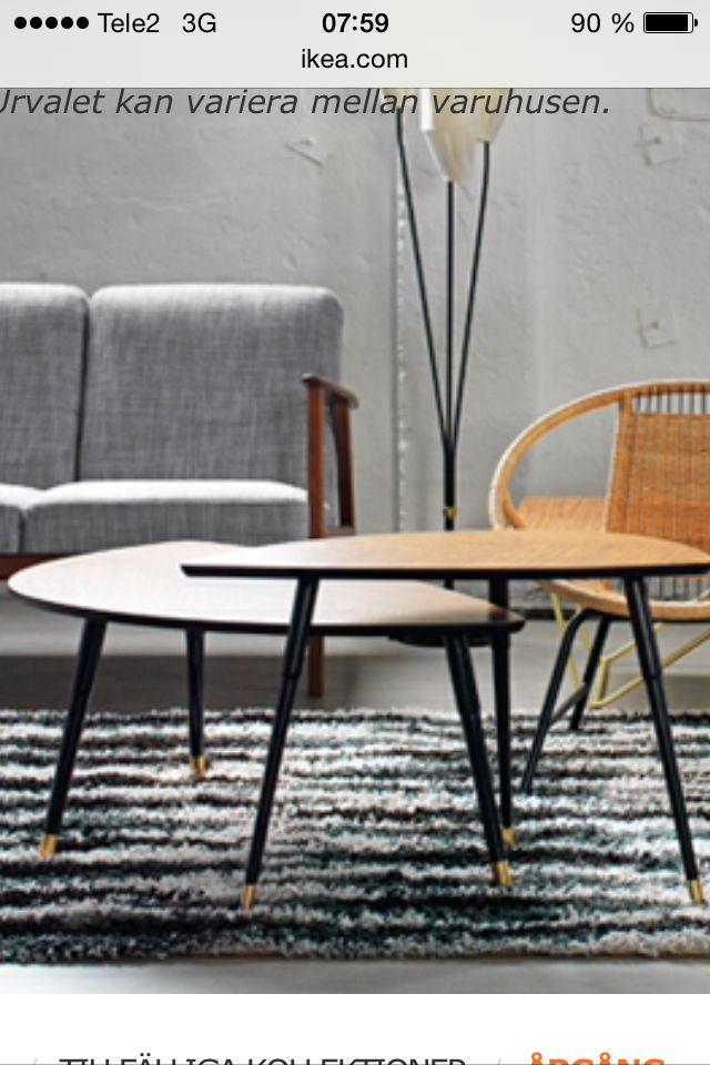 Soffbord från Ikea Interior design Soffbord och Ikea