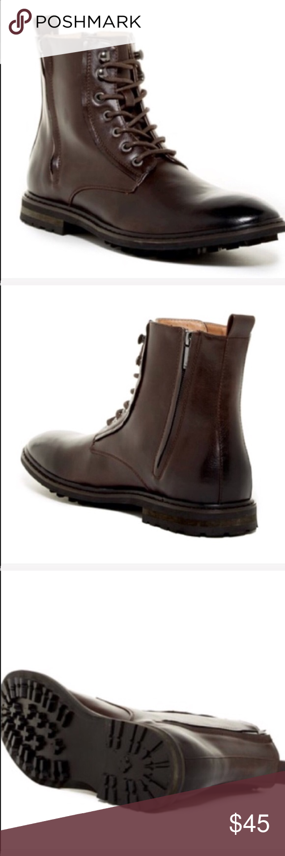 4adf2ceee13 Robert Wayne Thatcher Brown Boot BRAND NEW NEVER WORN WITH TAGS ...