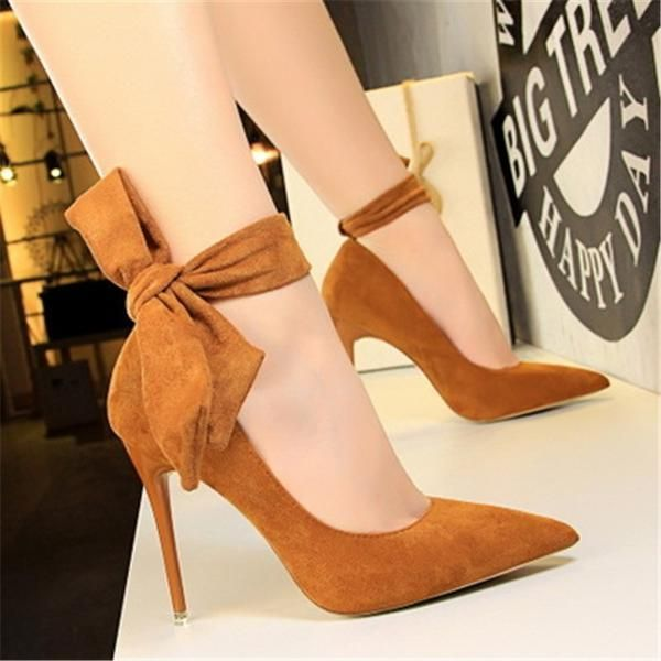 High heel Shoes Patent Leather Pumps Women Fashion