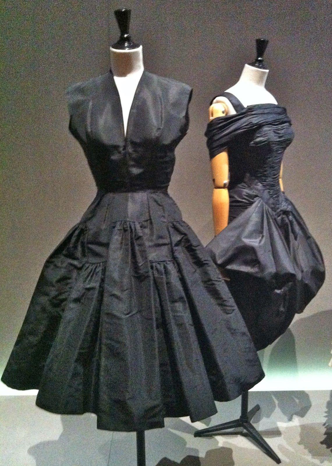 f55a14914be La mode des années 50 s expose au Palais Galliera à Paris été 14©Esther à  Paris