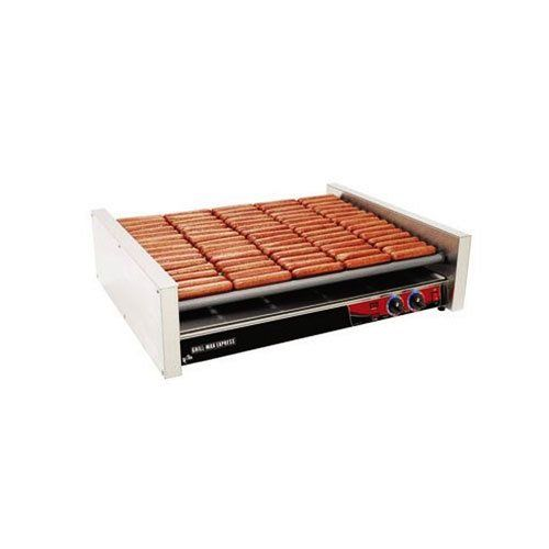 Table Top King star Grill Max Express X75S 75 Hot Dog Roller Grill ...