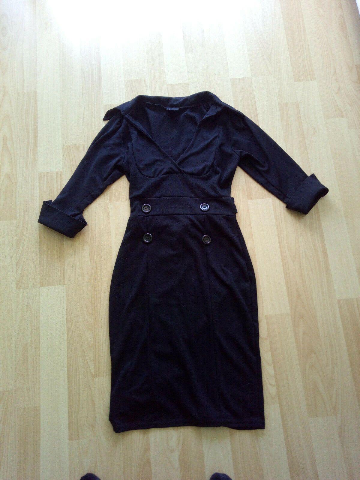 schönes schwarzes kleid von lili gr. 34 - schöne kleider