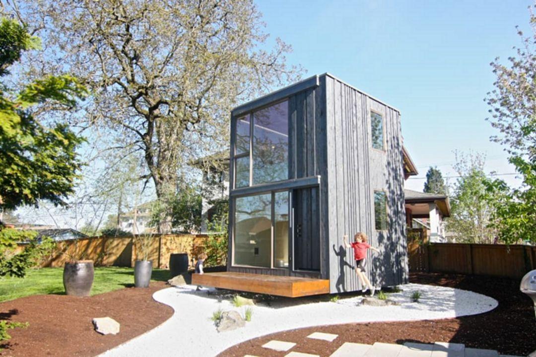 Tiny House Portland Oregon Tiny House Design Modern