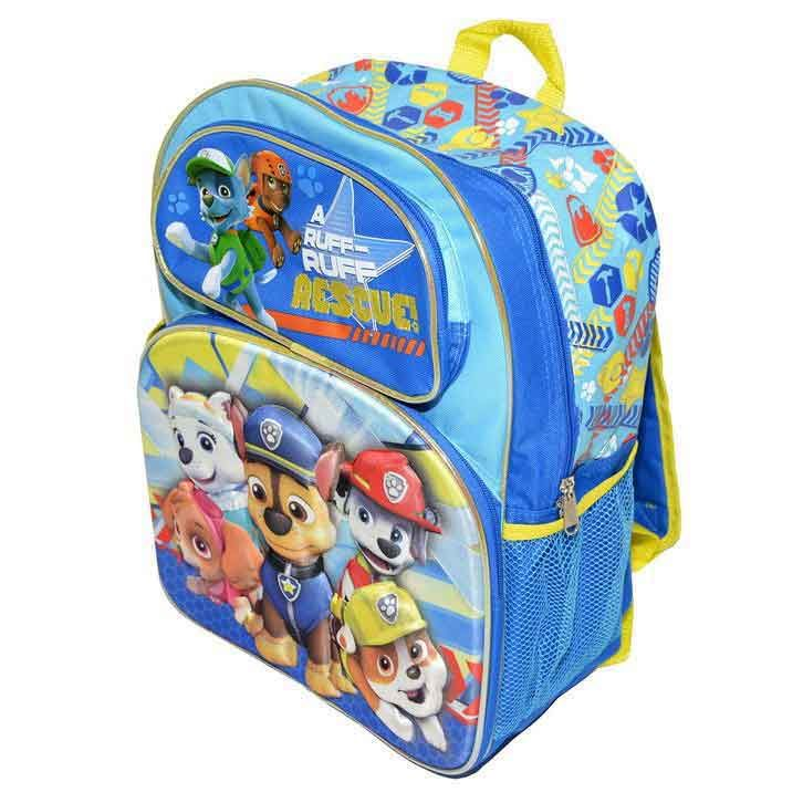 """Paw Patrol 12/"""" inches backpack /& Lunch Box BRAND NEW Licensed Product"""