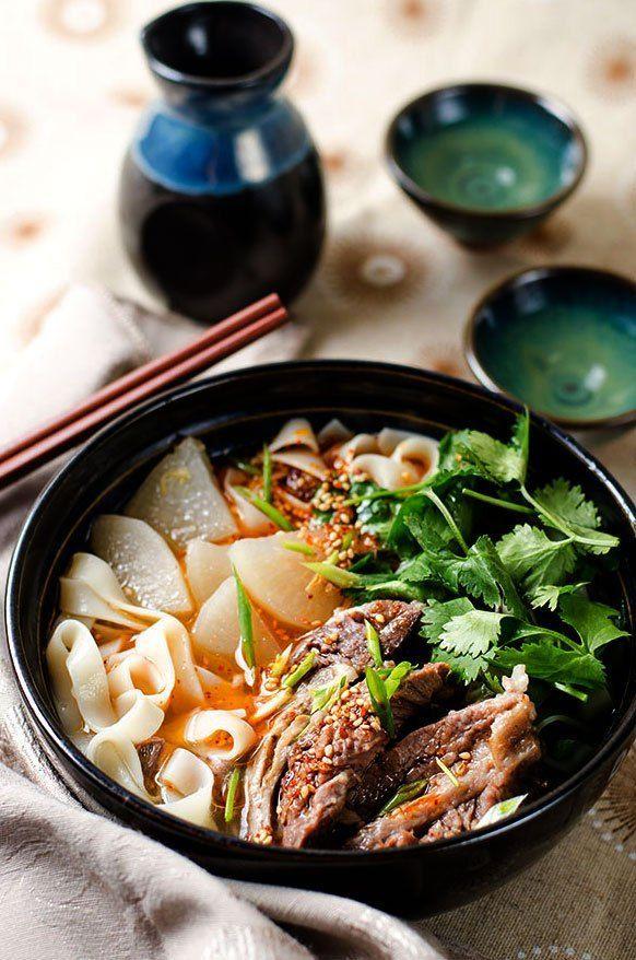 Lanzhou Beef Noodles (兰州拉面) | Omnivore's Cookbook