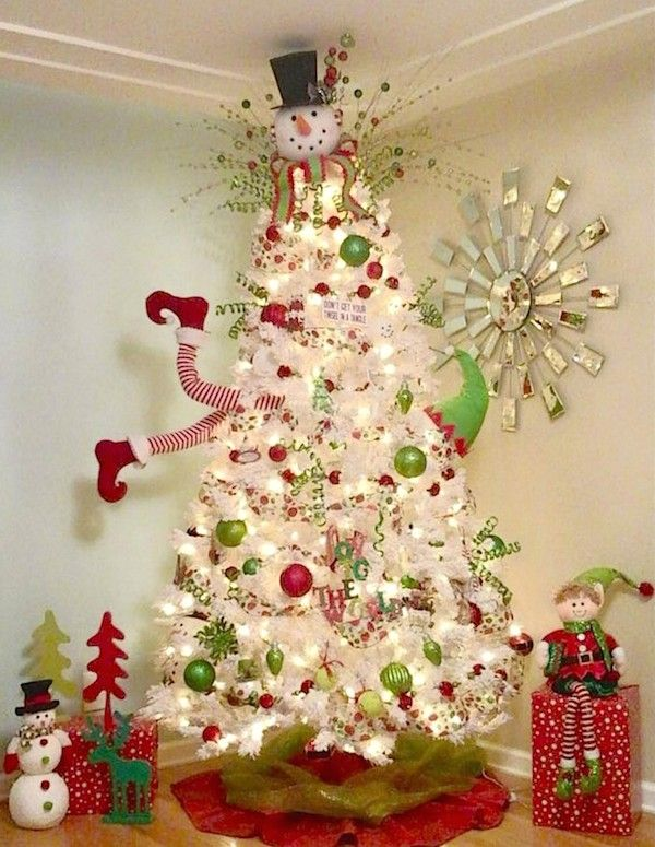 5 Christmas Tree Ideas Kids Adults Will Both Love Creative