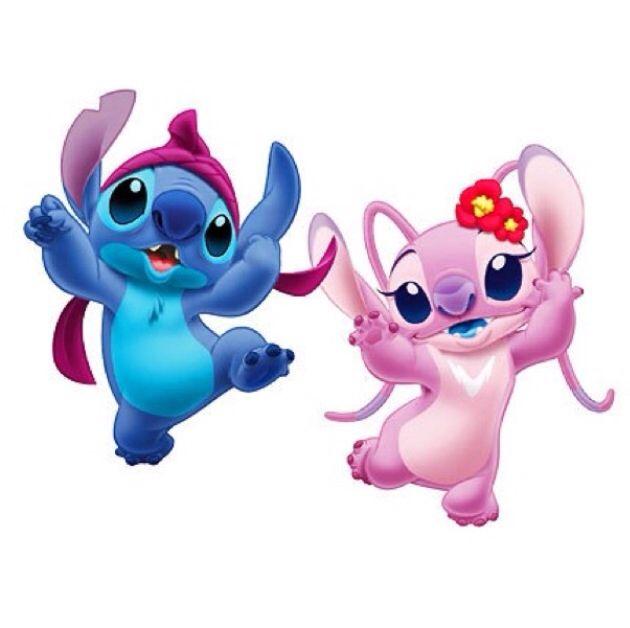 Stitch n Angel   imágenes   Pinterest   Fondos, Pantalla y Fondos de ...