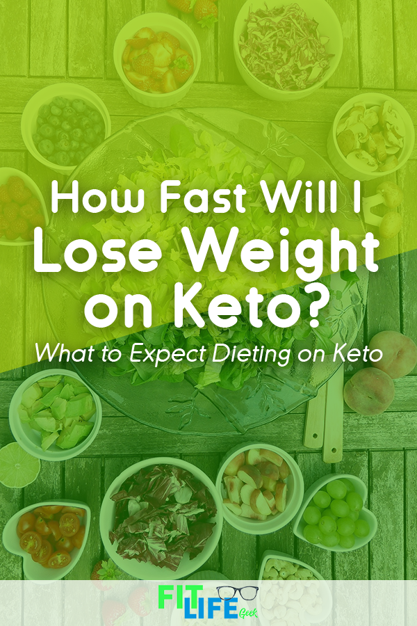 How fast will you lose weight once in ketosis