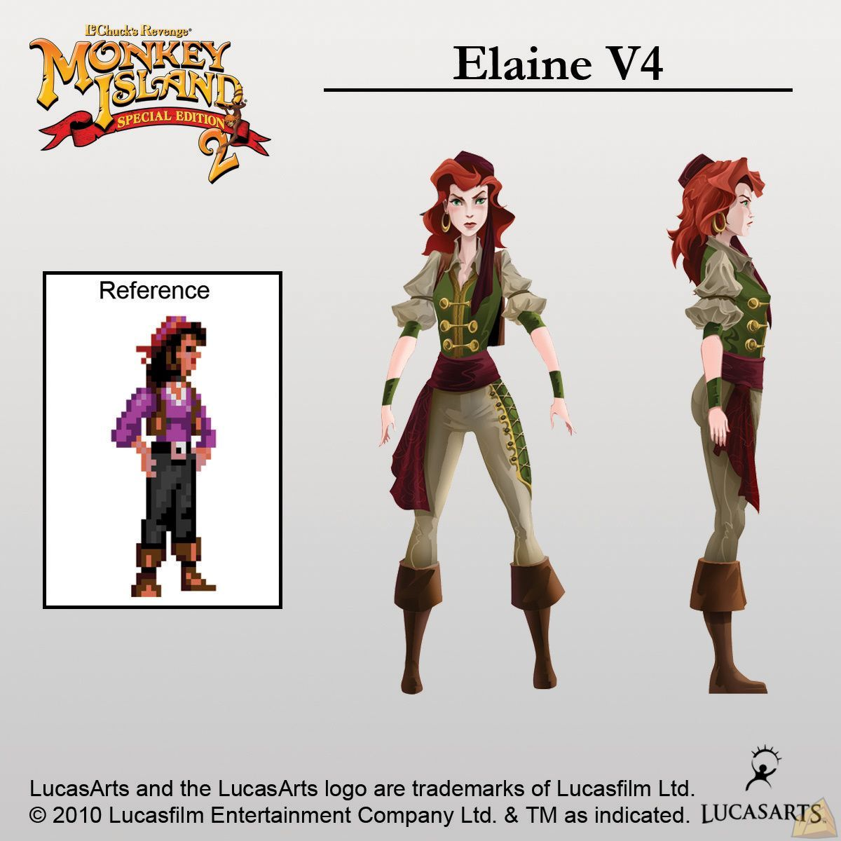 Monkey island 2 lechuck s revenge concept art the international - Find This Pin And More On Monkey Island Elaine From Monkey Island 2 Monkey Island 2 Special Edition Lechuck S Revenge Art