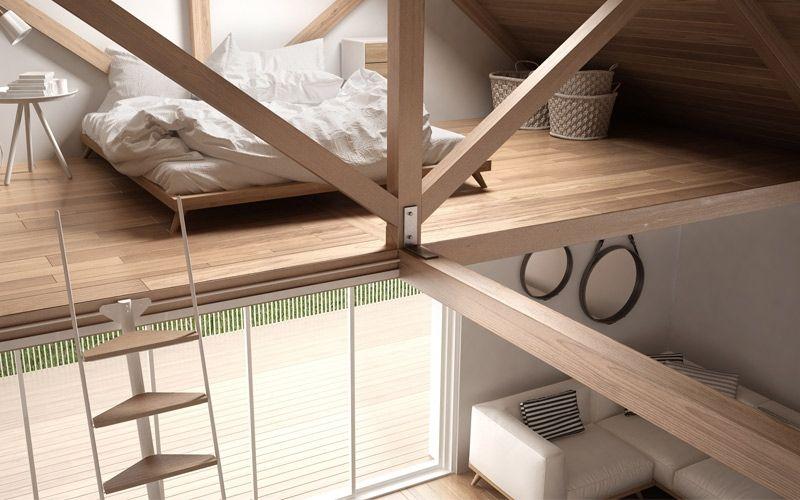 soppalco in legno due letti Cerca con Google Soppalco