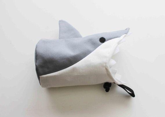 Great White Shark Attack - bolsa de escalada en roca Adorable, Purposeful, and Compact!