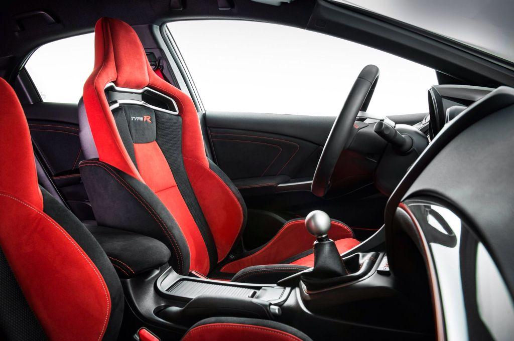 2016 Type R Interior