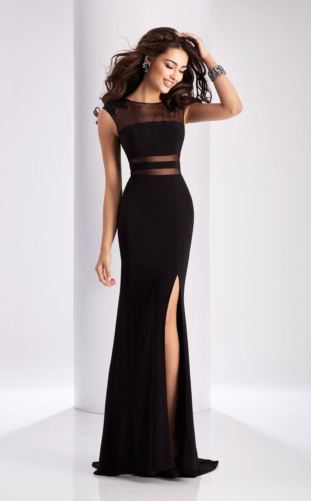 Clarisse occasion wear bodice and formal