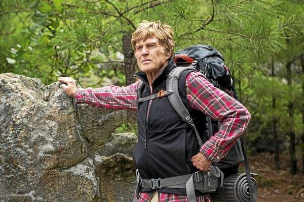 Robert Redford Finally Gets To Take A Walk In The Woods Robert Redford Robert Redford Movies Into The Woods Movie