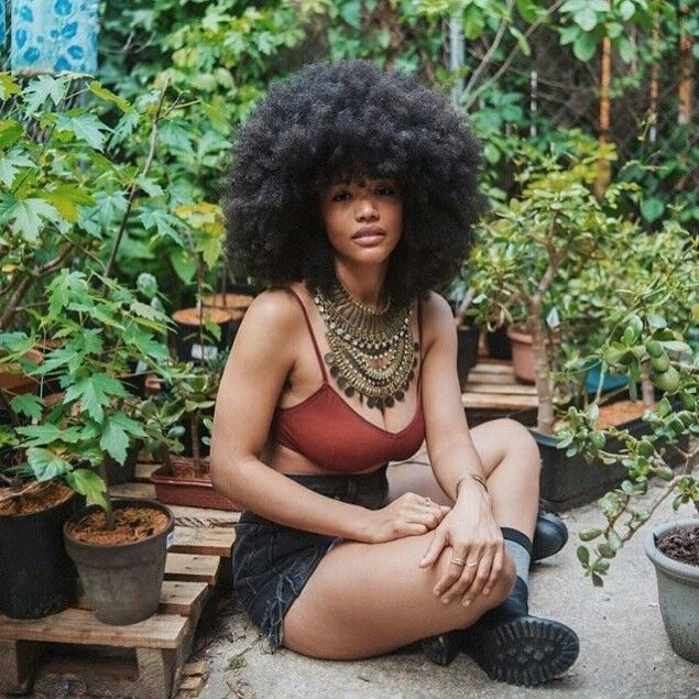 Natural hair, pinterest guillaumegoma Afro Attitude
