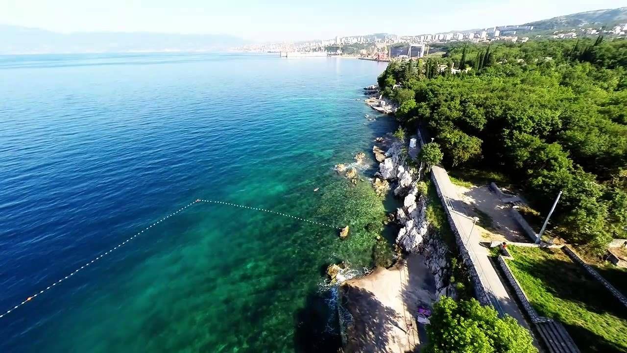 Kostrena Rijeka Croatia Croatian Coast Croatia Rijeka