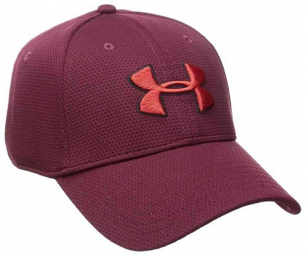 58fc9f8e513 Under Armour Men s UA Blitzing II Stretch Fit Baseball Cap Hat 1254123   typesofhatsforwomen