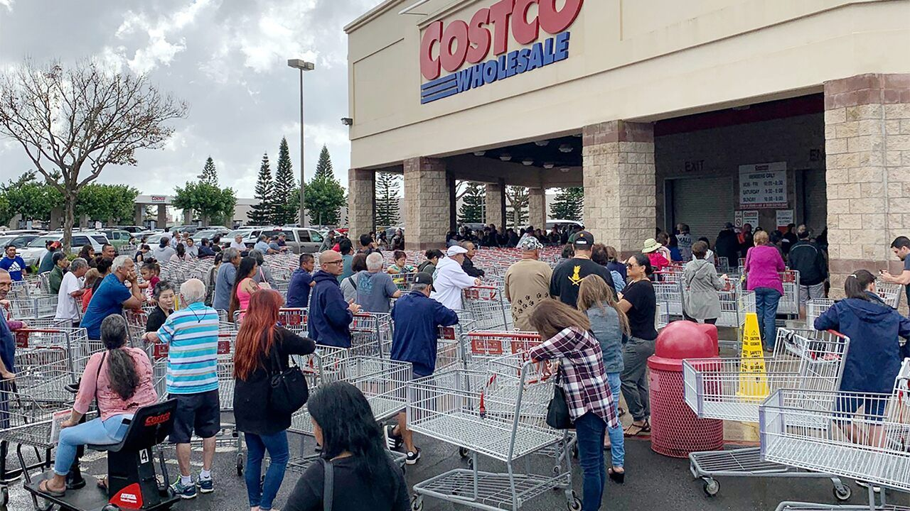 Panic Buying At Costco Youtube In 2020 Conservative Patriot