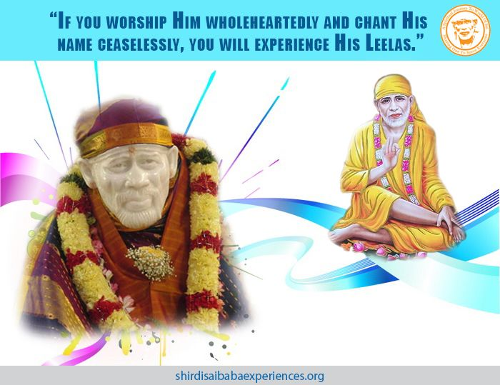 Worship Him Wholeheartedly - Shirdi Sai Baba Wallpaper