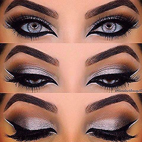 Photo of Valentinstag Augen Make-up Ideen 2019 – Beauty Home – Eye makeup looks – HacikoBlog