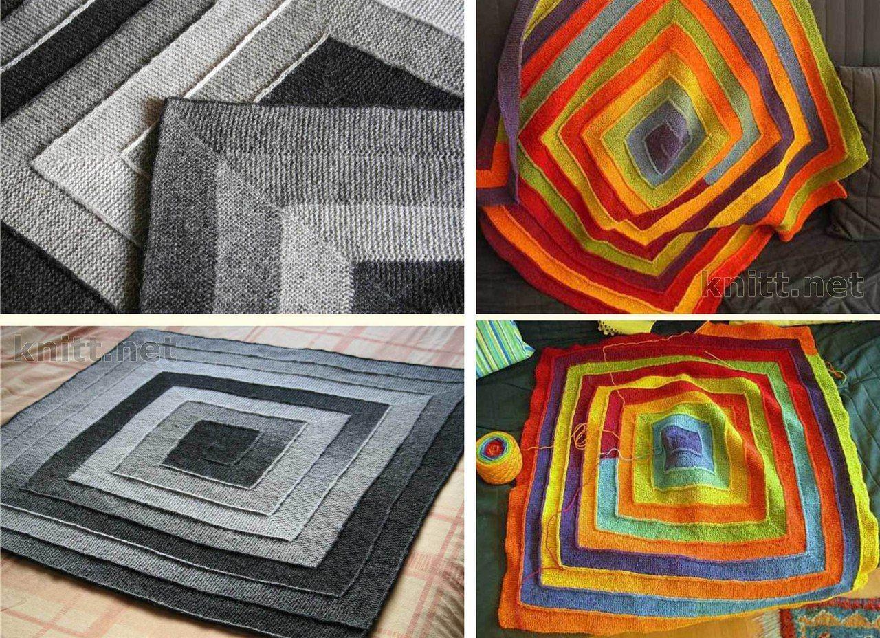 новости вязание одеяло вязание для дома