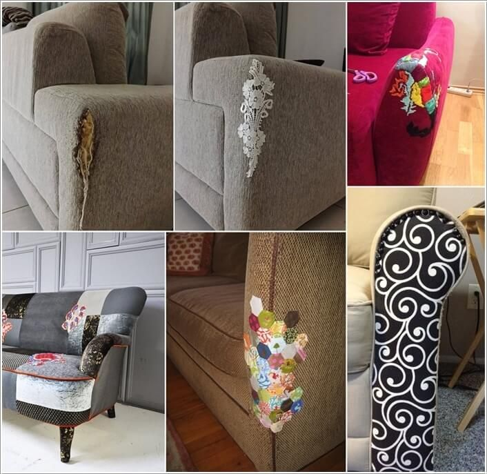 diy sofa repair cost to reupholster a fix your torn or cat scratched couch with the following 13 boom ideas