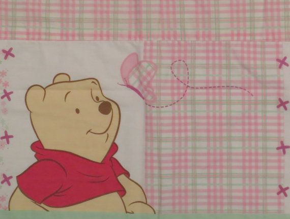Winnie the Pooh Valance