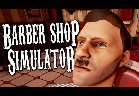 Friseur simulator spiel