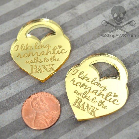 EXPENSIVE TASTE -Heart Locket Shape- Laser Cut Acrylic-2 Cabochons #expensivetaste