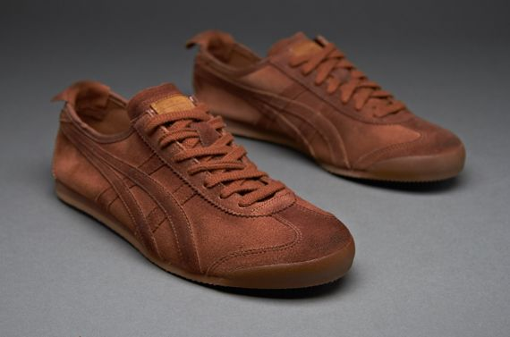 cheap for discount 7150b f42eb Onitsuka Tiger Mexico 66 - Mens Select Footwear - Camel-Camel ...