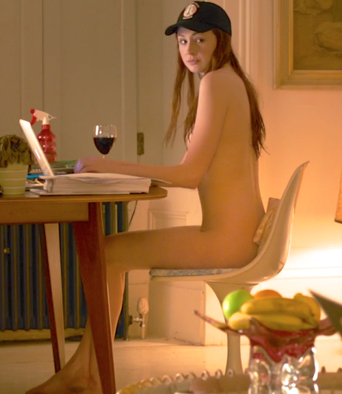 Amy pond karen gillan naked sorry