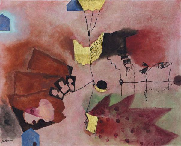 Gülden Artun Malerei painting