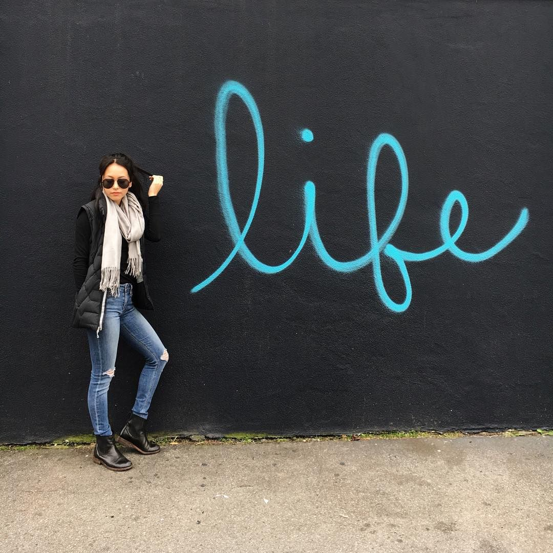 Love the life you live, and live the life you love