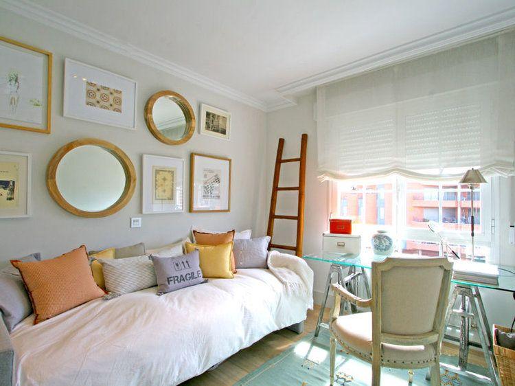 comment installer et d corer une chambre d 39 amis conseils et photos bureau chambre amis et. Black Bedroom Furniture Sets. Home Design Ideas