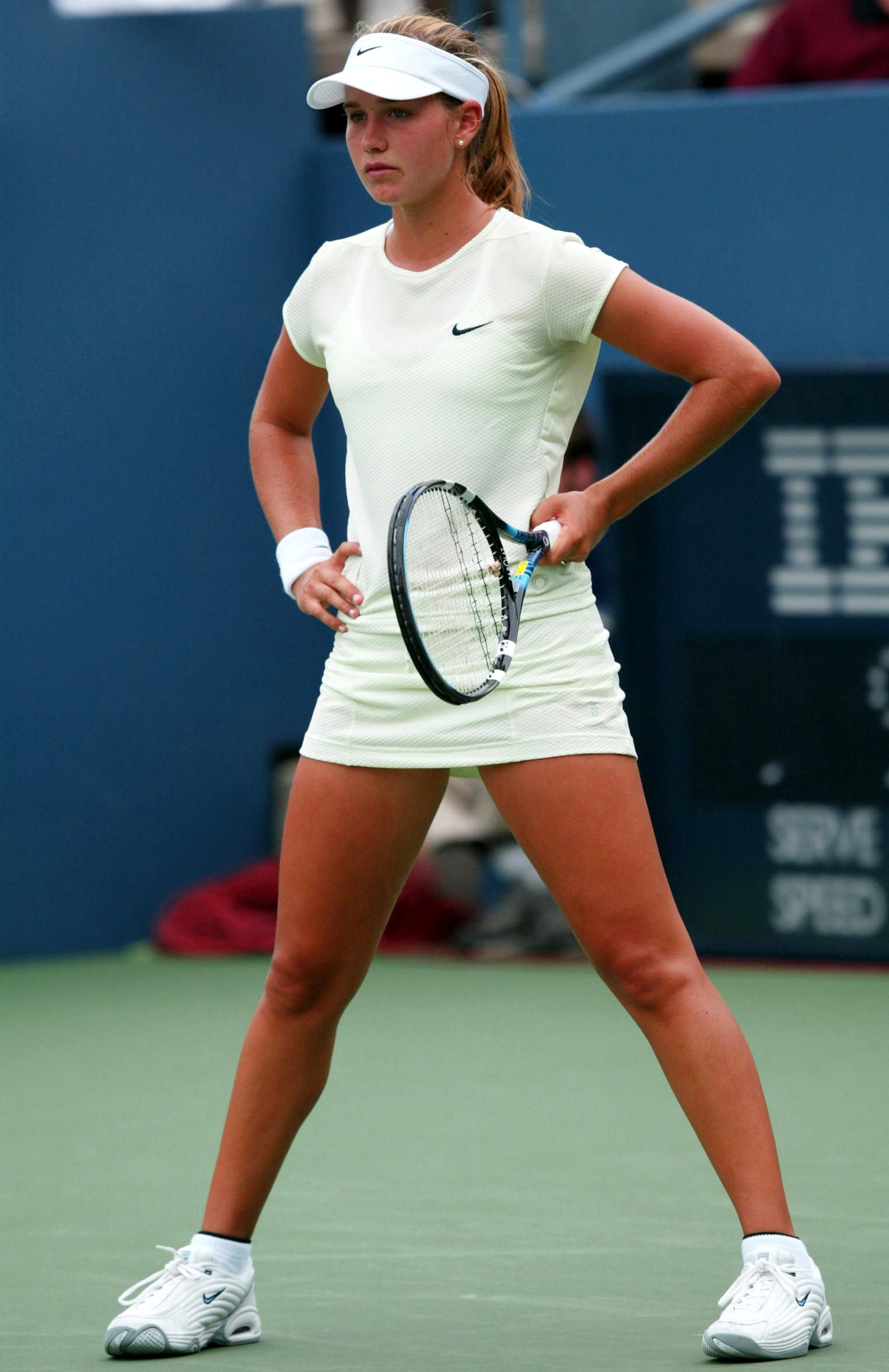 tennis players Ashley harkleroad female hot