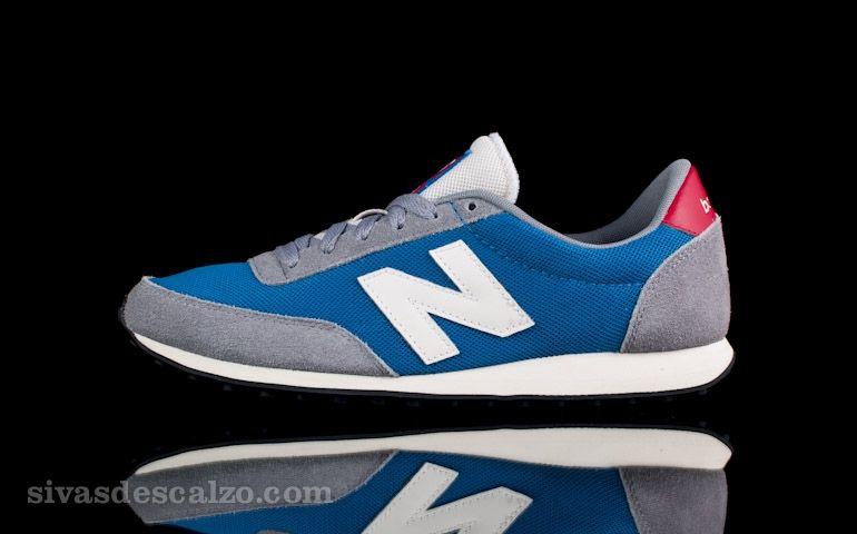 new balance 410 gris azul