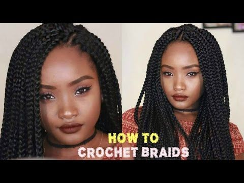 X Pression Box Braids Tutorial You Intended For Clic With Xpression Hair