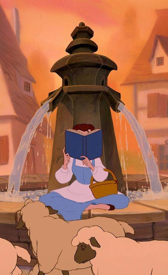 Belle's Favorite Book Is