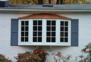 Bay Bow Rba Cincinnati Shutters Exterior Bow Window Bay Bow Windows
