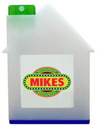 House Shaped Promotional Hand Sanitizers!