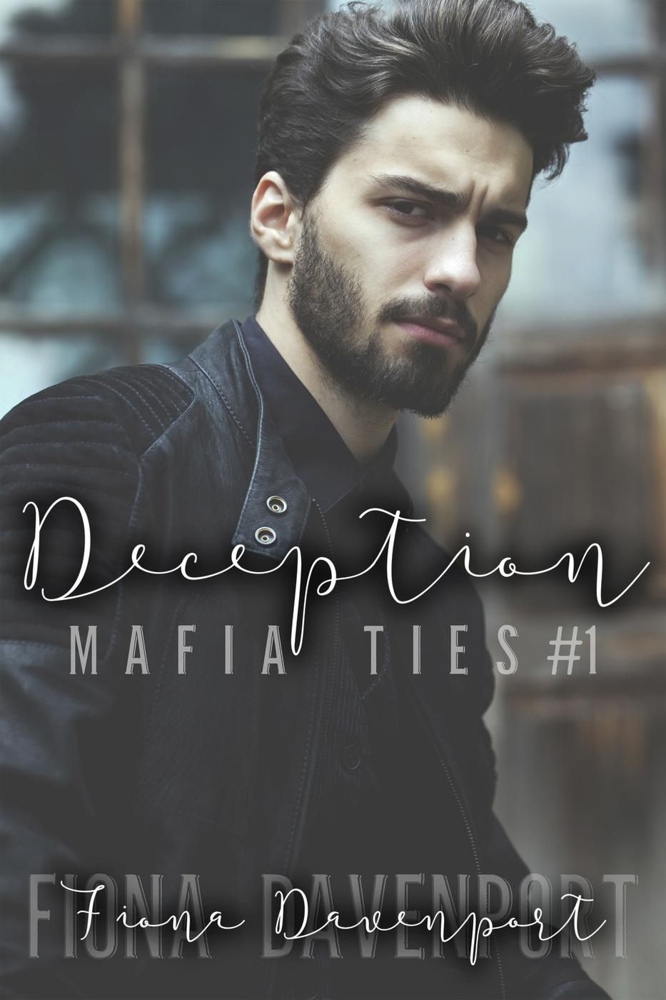 Deception (mafia Ties Book 1)  Kindle Edition By Fiona Davenport Romance  Kindle