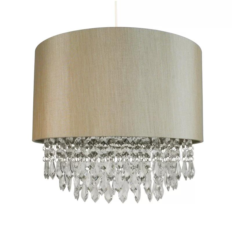 Gold Barrel Lamp Shade Wayfair Co Uk Lamp Shade Lamp Drum Lampshade
