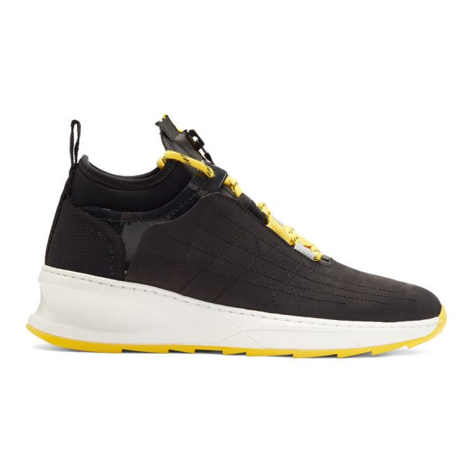 Filling Pieces Green Inner Circle 'Deconstructed' Shark Sneakers YzDFDbSeHf